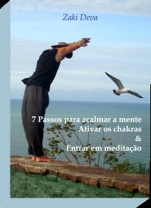 E-book 7 passos para meditação Zaki Deva