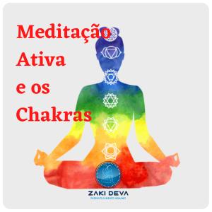 Meditação Ativa e os Chakras Loja