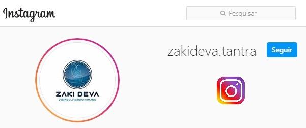 Seguir Zaki Instagram
